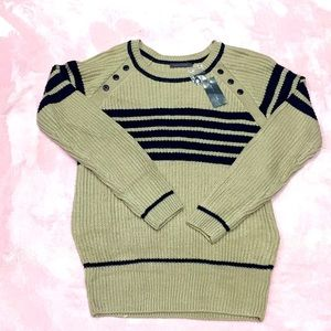 Suzy Shier knitted sweater Brand new